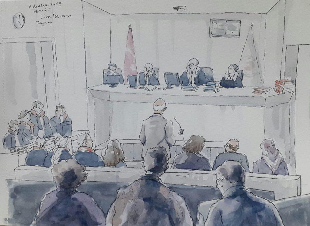 Lice Davası, 7 Aralık 2018